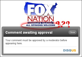 Fox Nation Censorship