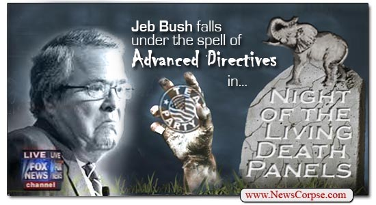 Jeb Bush Death Panels