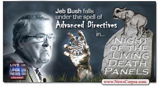 Jeb Bush Death Panels