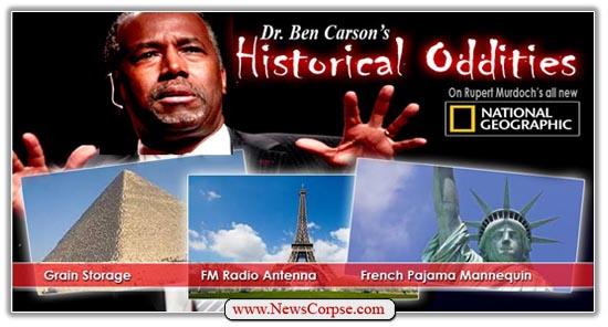 Ben Carson's Oddities