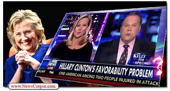 Hillary Clinton Favorability