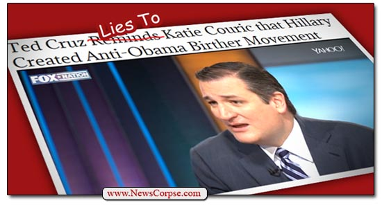 Ted Cruz Birther