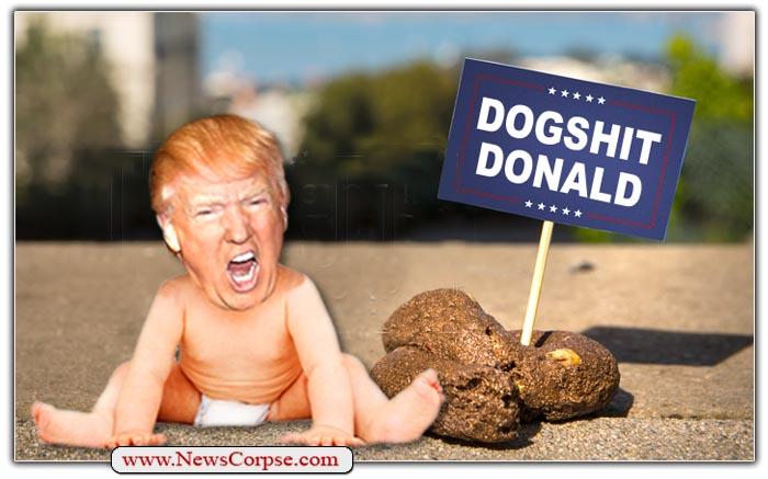 Dogshit Donald Trump
