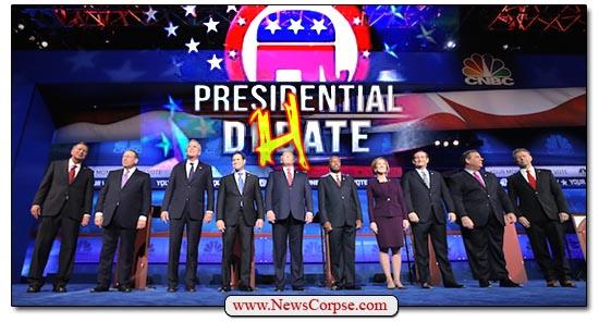 CNBC GOP Debate