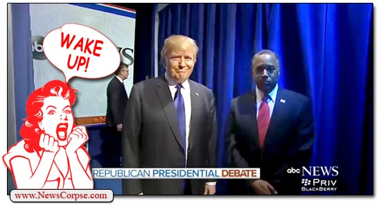 Republican Debate Intro