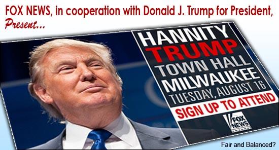Hannity-Trump Townhall