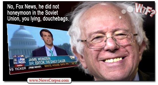 Bernie Sanders Honeymoon