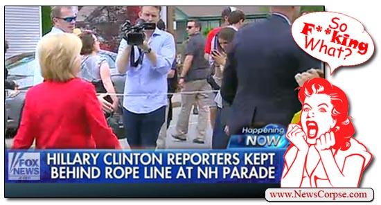 Hillary Clinton Fox News