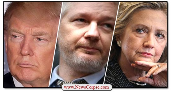 Trump/Assange/Clinton