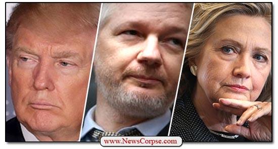 Trump/Assange/Clinton