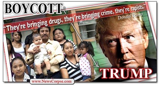 Boycott Donald Trump