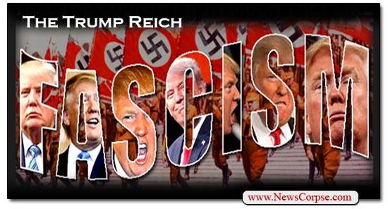 Donald Trump Fascism