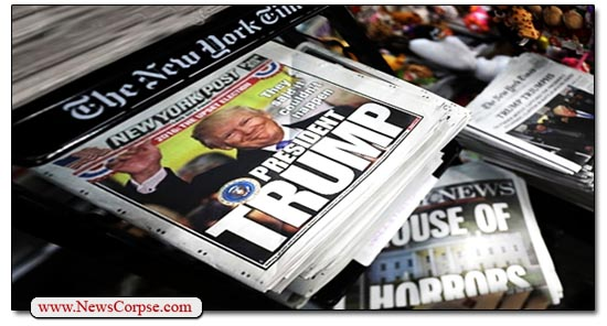 Trump Newspapers