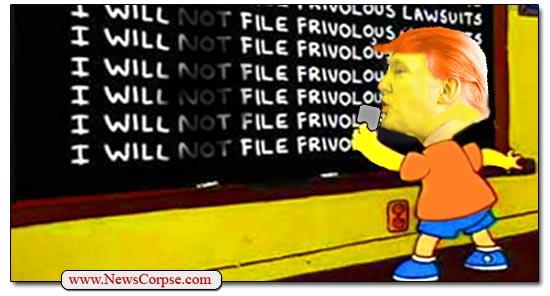 Donald Trump Lawsuits