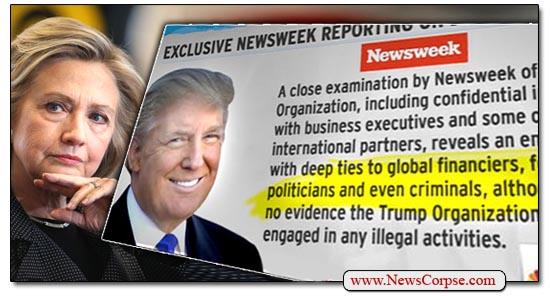 Donald Trump Newsweek