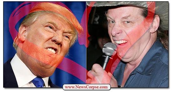 Donald Trump Ted Nugent