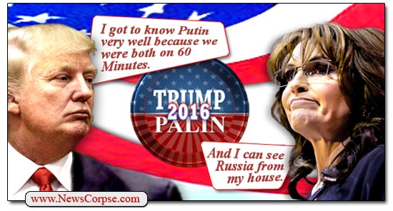 Reality TV Romance: The Meaning Of Sarah Palin's Embrace Of Donald ...
