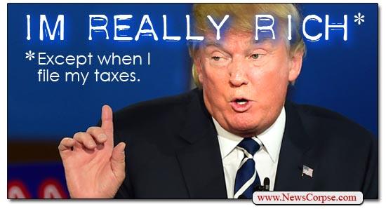 trump taxes - photo #37
