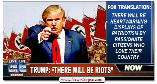Donald Trump Fox News