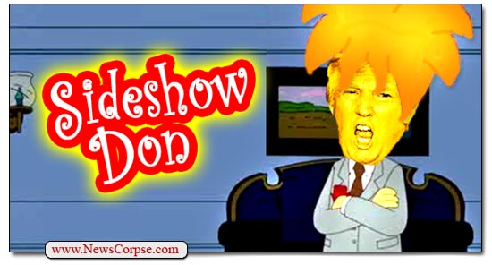 Sideshow Donald Trump