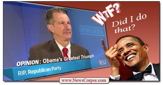 Obama Destroys GOP