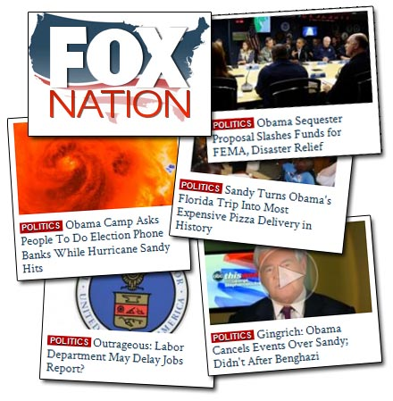 Fox Nation - Sandy Politics
