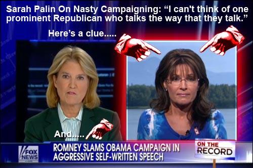 Sarah Palin Hostile