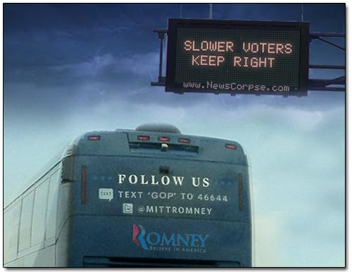 Slower Voters