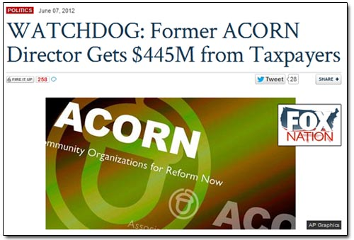 Fox Nation - ACORN
