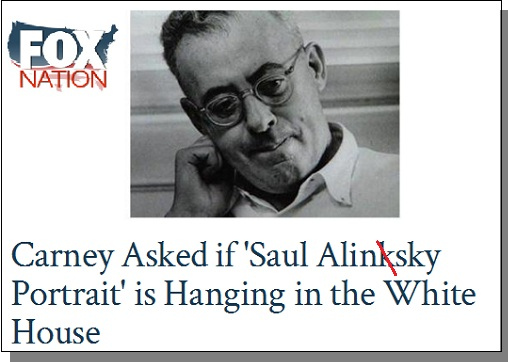 Fox Nation - Alinsky