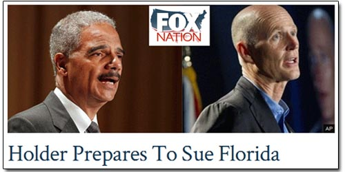 Fox Nation on Florida Lawsuit