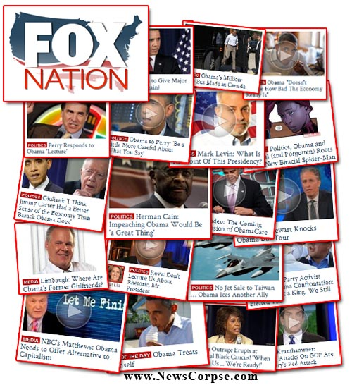 Fox Nation Obama Bashing