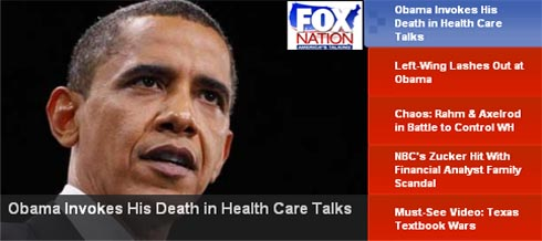 Fox Nation Wants Obama Dead