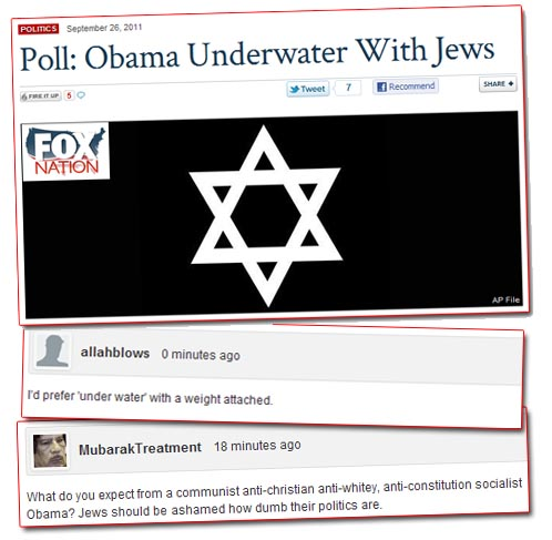 Fox Nation On Jews