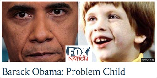 Fox Nation On Obama