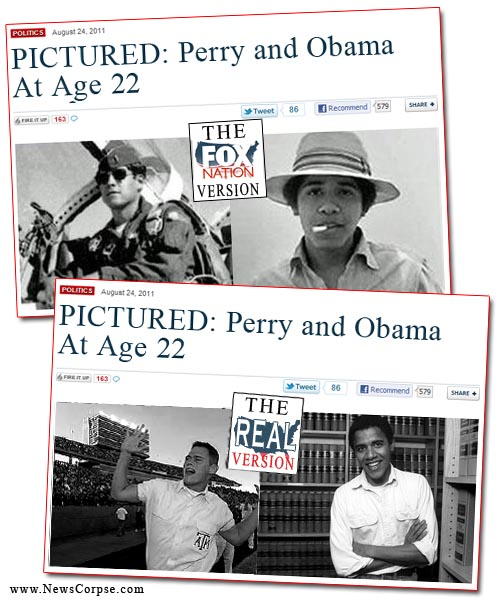 Fox Nation Perry Obama