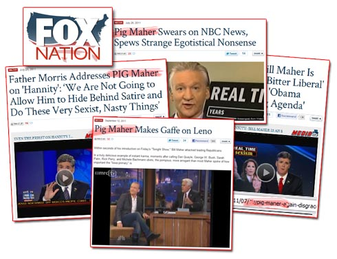 Fox Nation - Pig Maher