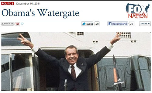 Fox Nation - Watergate