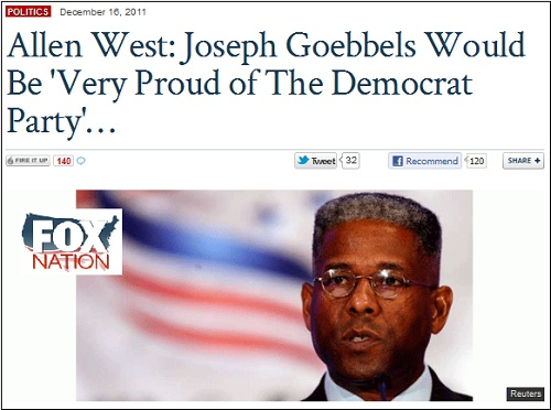 Fox Nation - Allen West Nazi