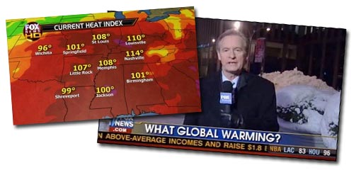 Fox News Heat Wave