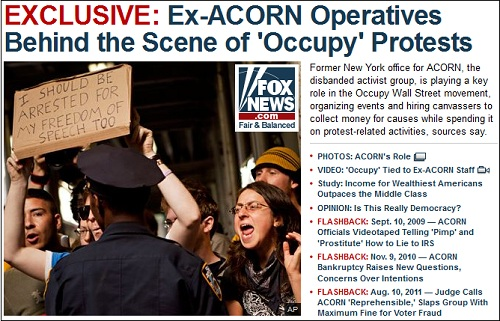Fox News on ACORN