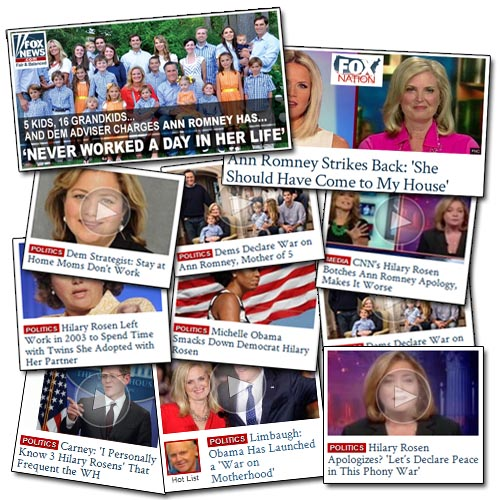 Fox News - War on Women