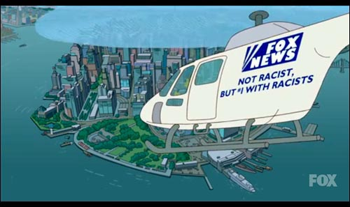 Fox News - Simpsons