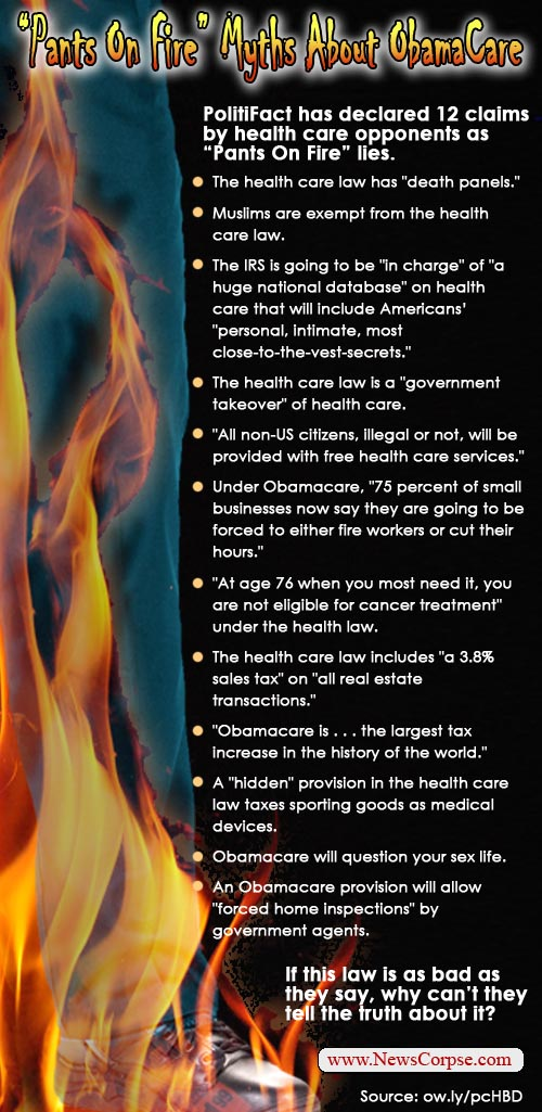 ObamaCare Myths