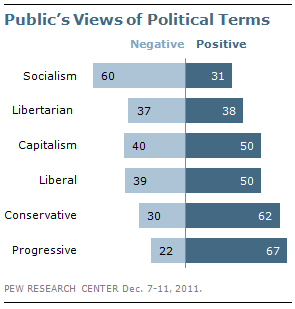 Pew Survey - Political Terms