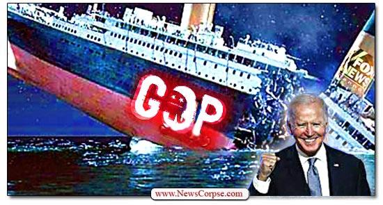 Joe Biden, GOP, Titanic