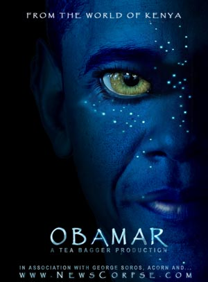Obamar: Obama as Avatar