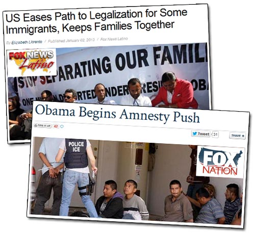 Fox Nation - Amnesty