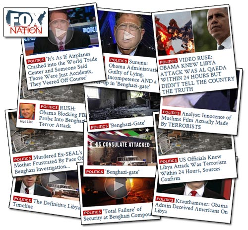 Fox Nation Benghazi