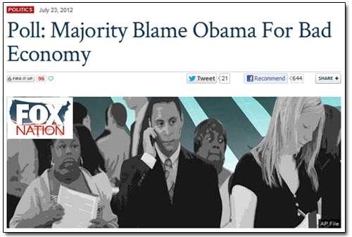 Fox Nation Blames Obama